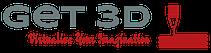 Get3D Logo