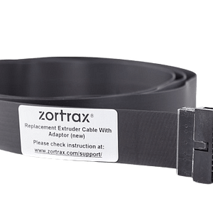 Zortrax Extruder Cable